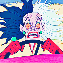 [b]Day 10 ~ Best Hair[/b] Cruella de Vil's definitely stands out.