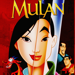 día 1 ~ favorito! Movie [b] mulan [/b]