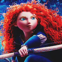 día 2 ~ favorito! disney Princess [b] Merida[/b]
