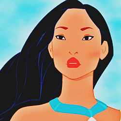 siku 6 ~ Prettiest Princess [b] Pocahontas[/b]