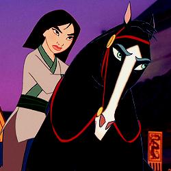 día 22 ~ Bravest Heroine [b] Mulan[/b]