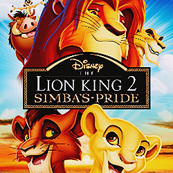 día 28 ~ favorito! Sequel [b] The Lion King II: Simba's Pride[/b]