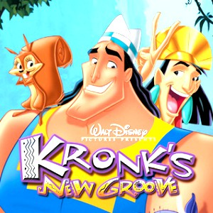 día 28 ~ favorito! Sequel I haven't seen many of them, so I guess Kronk's New Groove