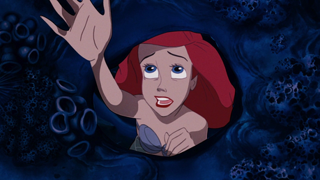 día 4 - favorito! Song Part of your world from The Little Mermaid