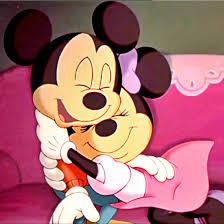 día 9 ~ favorito! Couple Mickey and Minnie
