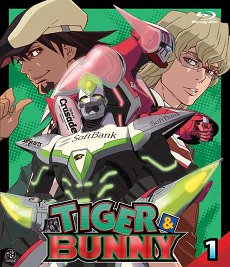 I previously watched Tiger and Bunny!