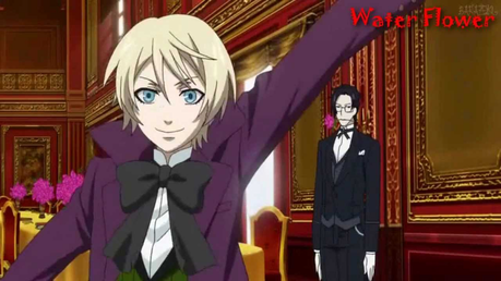 Yesterday I watched Black Butler 2!