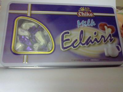 My first Gift sa pamamagitan ng Fakyha :) yum yum