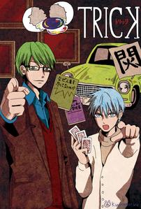 I choose Kuro- I mean I choose Boy!