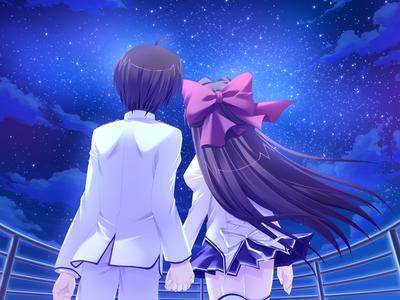The stars~