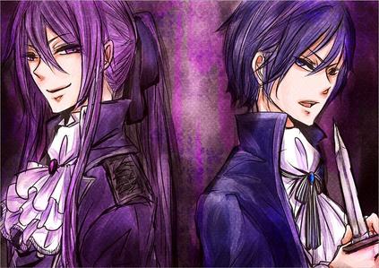 Same Character: Gakupo Kamui.