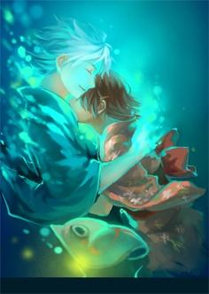 A couple. ;_;