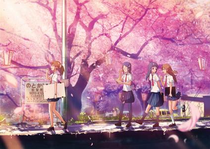 Sakura درخت