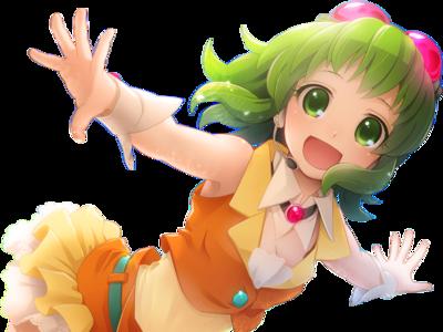 Green Hair~ (GUMI Megpoid)