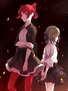 * Red hair and siblings *