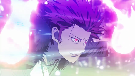Object~ Red Flame Mikoto Suoh from K project!!