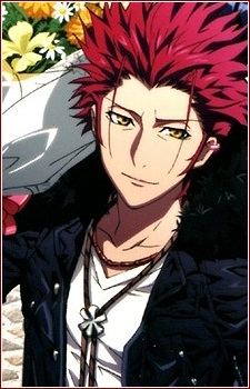 Object~ Chain in the neck Mikoto Suoh from K