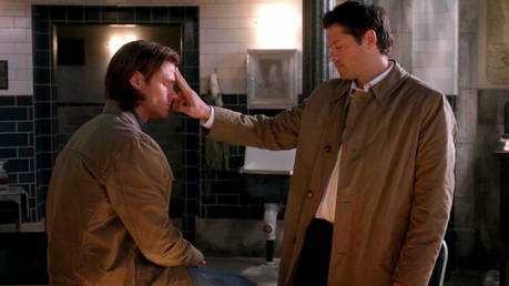 Round 15: Sam and Castiel paborito moment :) Winner: