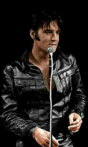 We can't forget the KING.....Elvis Presley!