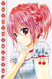 Amu Hinamori from Shugo Chara. Also, آپ can put a different pic of one of the characters. I just hap