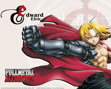 Edward Elric from FullMetal Alchemist~