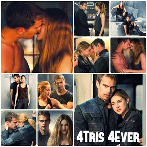 18 fans!! 4Tris 4Ever collage for Cheri, made によって me - mia444