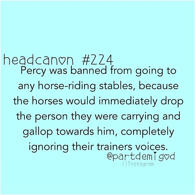 Let 39 s talk headcanons the heroes of olympus fanpop