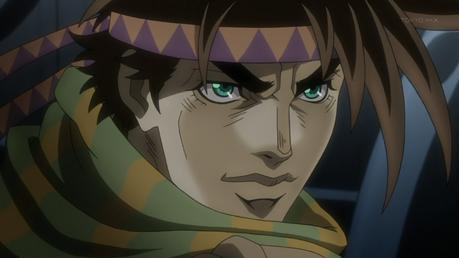 দিন #3: পছন্দ male character ever Joseph Joestar (Jojo's Bizarre Adventure) = While Joseph may