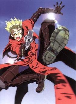 দিন 3 - পছন্দ Male Character Vash the Stampede from [i]Trigun[/i] I just admire how much per