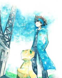 দিন 3: পছন্দ male character ever: Tai Kamiya (Taichi Yagami) Hands down. I have a lot of favori