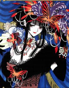 দিন 4 - পছন্দ female character ever Without question, xxxHOLiC's Yuuko Ichihara! She is a fun ch