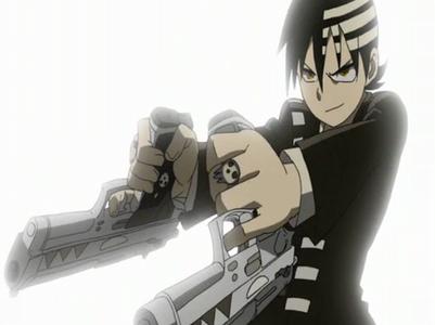 দিন 3 : পছন্দ male character The one guy who definitely get's this শিরোনাম from me is Death The K