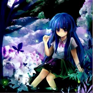 দিন 4: পছন্দ female character ever Rika Furude from Higurashi no Naku Koro ni <3 My পছন্দ f
