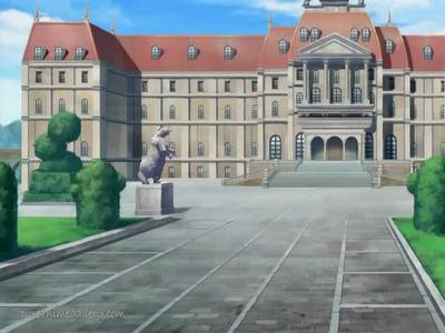 *Shirayuki would escort them to a mansion like house* Kazuki: Whoa.... Kara: Shirayuki..... Shiray