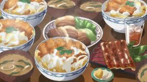 Candie: *in the кухня making a gianourmas feast of jappenese food*