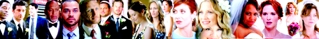 I had made one that was really good but I couldn't fit all the characters so I changed Cristina & Cal