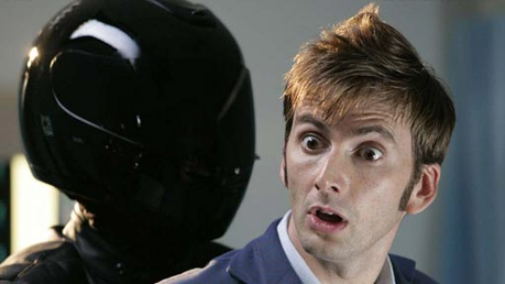 My first Doctor was David Tennant, in the episode 'Smith and Jones'. Next.... (Let's see what you'