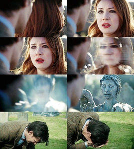 Here :) Next: Doctor and Rose on a vespa