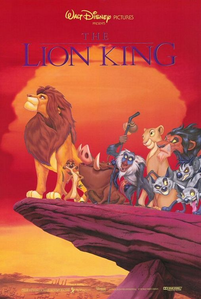8/10 Sweet movie :) The Lion King