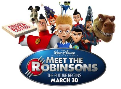 710... Okay movie... :) Meet the Robinsons