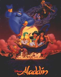 4/10 It's a very boring movie :( Aladdin