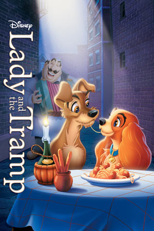 8/10 Cinta it! Lady and the Tramp