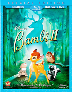 7.5/10, it has some really great moments, great characters and great animasi :3 Bambi 2