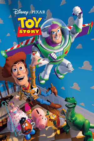 6/10 not one of Disney's best but still good Toy Story