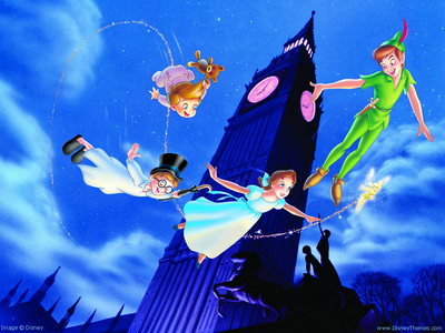 7/10 Great movie, but extremely underrated Peter Pan