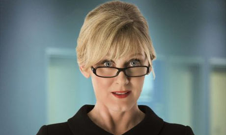I think there is! Sarah lancashire. She has already starred in Doctor who as Miss Foster and in my Op