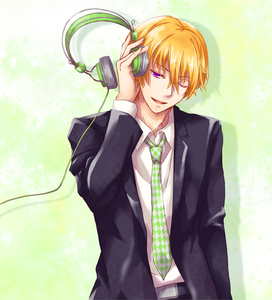 [i]Natsume Asahina from [b]Brothers conflict[/b][/i]. [i]Similarity[/i]: [b]Orange Hair[/b]