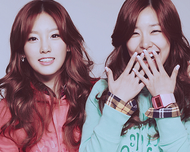 my fave couple for taeyeon and for tiffany too