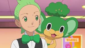 ngày 9: Cilan. He's such an amazing Gym leader and just an amazing guy all around. He's so intelligent