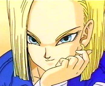Place for discuss about db lady of the month let 39 s talk - Dragon ball c18 ...